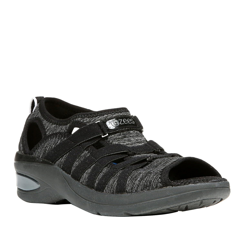 BZees Reveal Slip-On Shoes B01BD4WSX8 7.5 B(M) US Black
