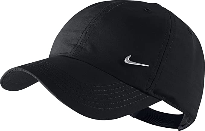 4ec2b045 Amazon.com: NIKE Men's BASEBALL CAP, Black: Clothing