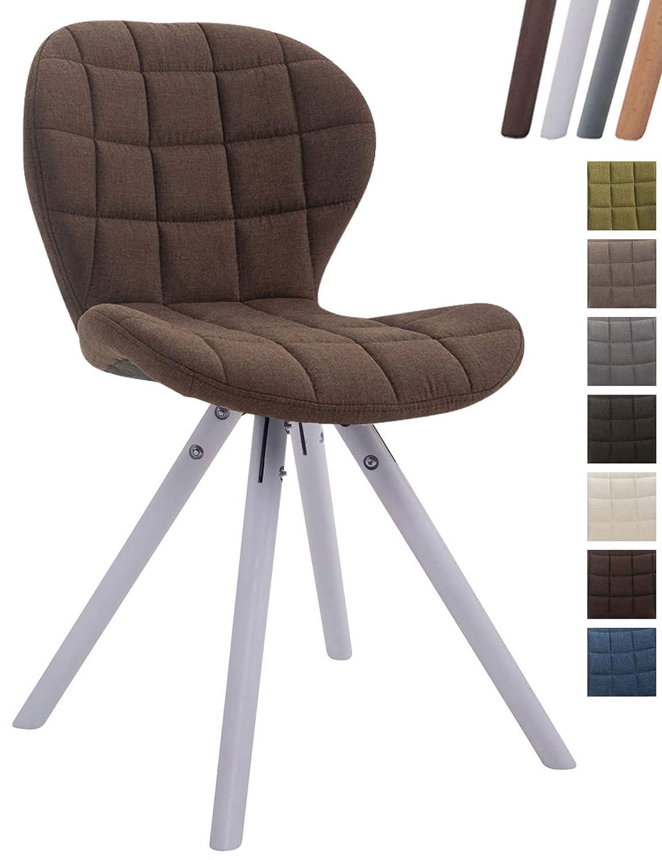 Vetrineinrete/® Sgabello per estetista con ruote girevole seduta imbottita rivestita in similpelle altezza regolabile da 44 a 60 cm P37