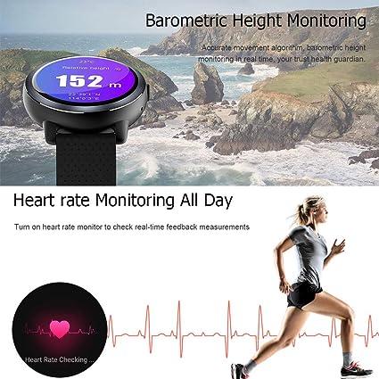 Tlgf Smartwatch Multifuncional GPS/WiFi/SIM Música Cámara Remota ...