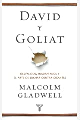 David y Goliat / David & Goliath (Spanish Edition) Paperback