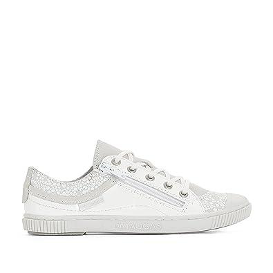 Bianco Blanc Bateau Chaussures Pataugas Pour Fille ZpqYx