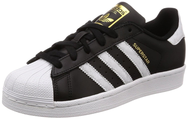 Schwarz(schwarz Schwarz(schwarz Schwarz(schwarz 000) adidas Herren Superstar Fitnessschuhe, SchwarzWeißszlig;  großer Rabatt