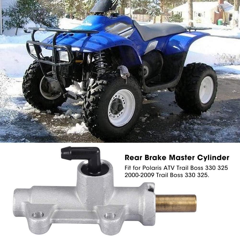 325 00-02 330 08-13 Qiilu Brake Master Cylinder Compatible with Trail Boss 330 03-09 Blazer 400 03 250 01-06 500 00-09 Scrambler 400 02-04