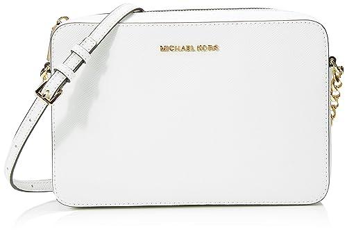 33d26dcb9b42 Womens Crossbody Cross-Body Bag White (Optic White): Amazon.co.uk ...
