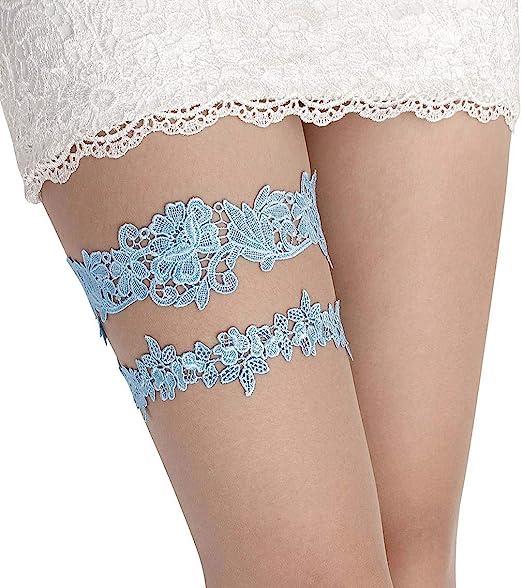 Lingerie Garter Garter Set Prom White Flower Lace Wedding Garter Set For Bride Wedding Toss Garter Wedding Garter Bridal Garters White