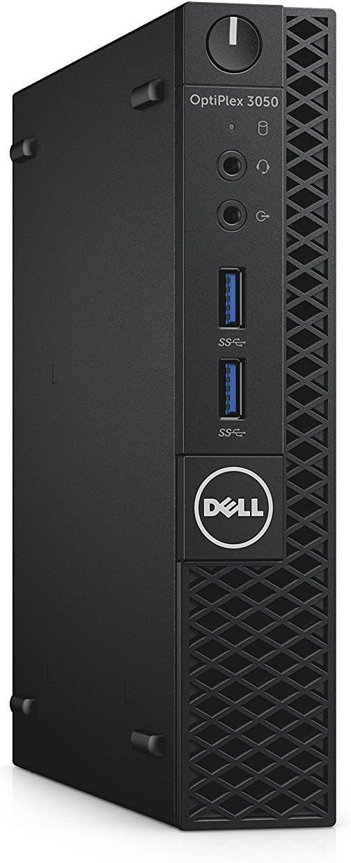Dell OptiPlex 3050 Micro Business Desktop (Intel Core 7th Generation i7-7700T, 16GB DDR4, 1TB HDD) Windows 10 Home (Renewed)