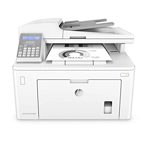 HP LaserJet Pro M148fdw Laser 28 ppm 1200 x 1200 DPI A4 Wifi Impresora multifunción Laser Mono printing 1200 x 1200 DPI 260 sheets A4 White