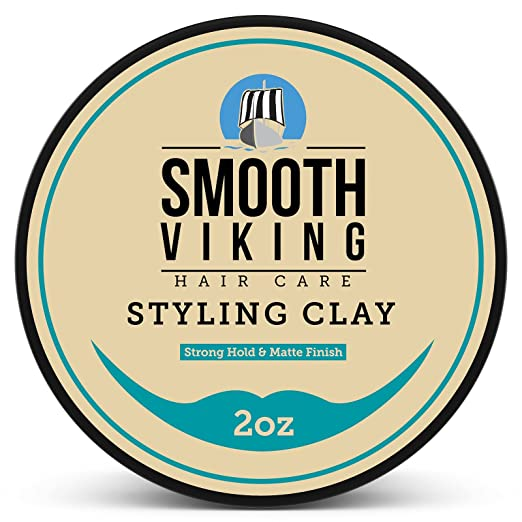 Smooth Viking Best Hair Clay