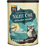 365 Everyday Value, Night Owl Coffee, 10 oz