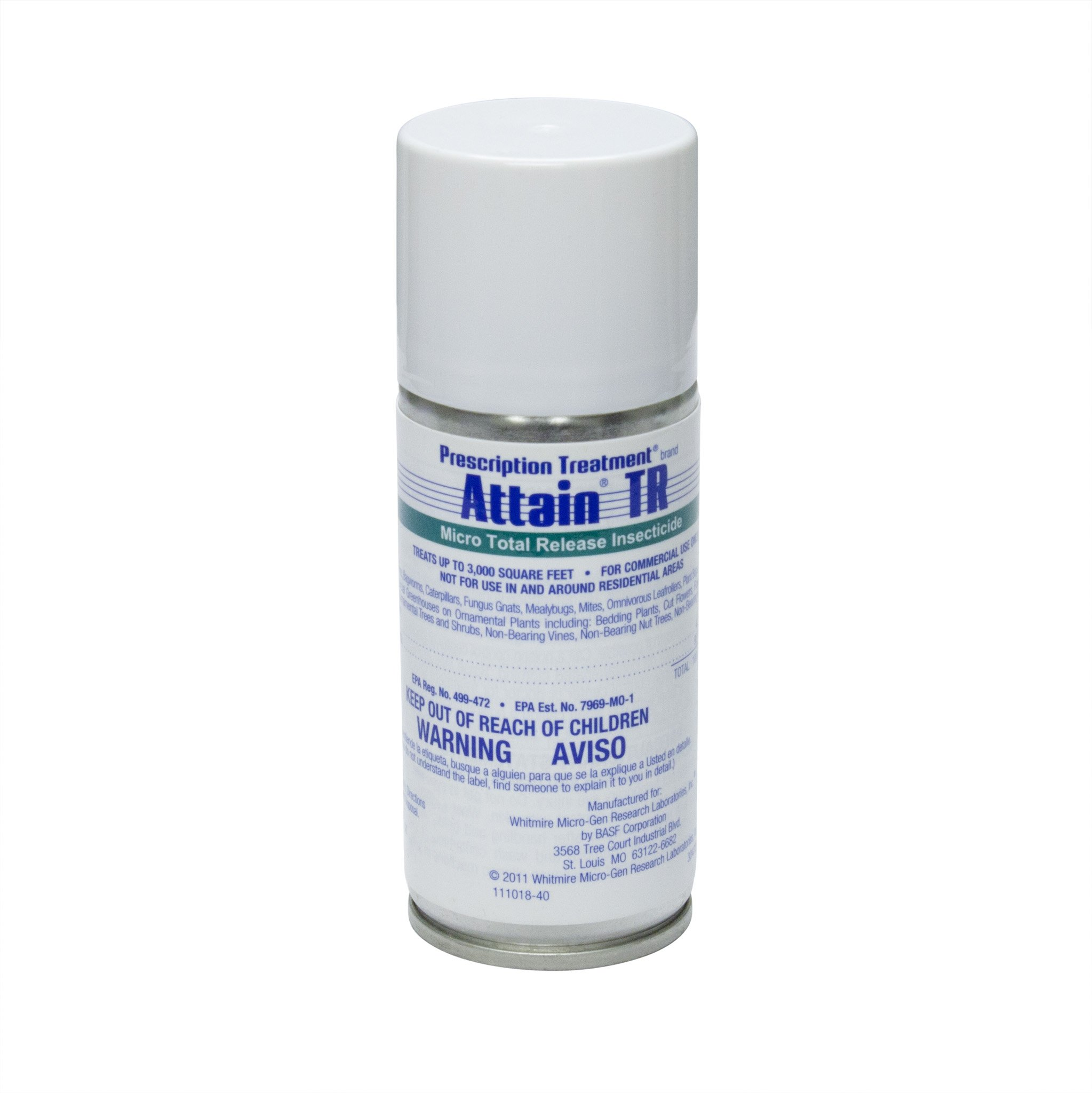 Attain TR Micro Total Release Insecticide (Bifenthrin) - 12X2 ounce case by BASF (Image #1)