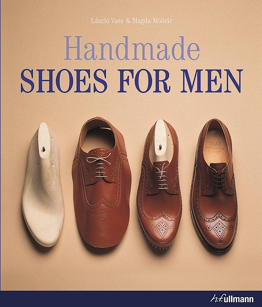 buy popular a2b4f 2294e Handmade Shoes for Men Hardcover – February 1, 2013