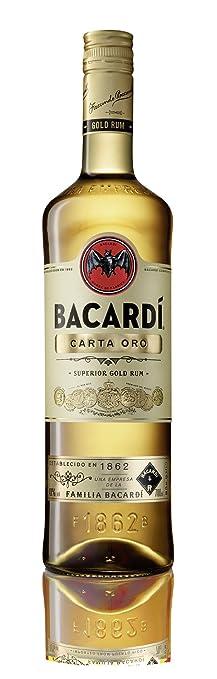2 opinioni per Bacardi Carta Oro Rum- 70 cl