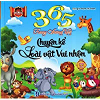 365 Chuyện Kể Loài Vật Vui Nhộn Tháng 5 - 6 (Song Ngữ)