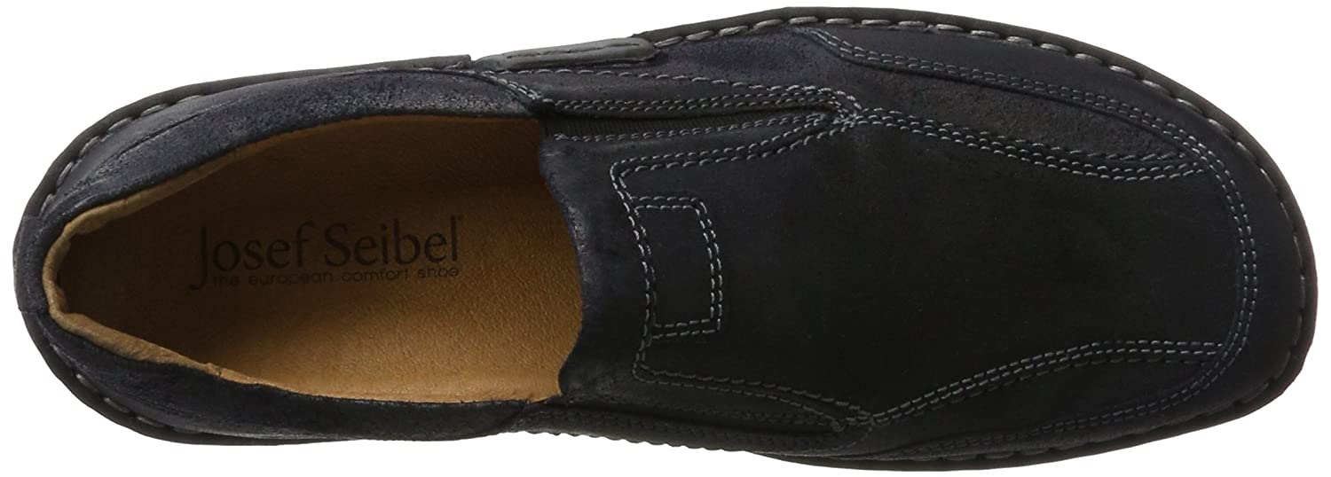Josef Seibel Herren Herren Seibel SMU Willow 18 Slipper Blau (Ocean) fb17b1