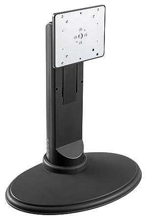 RICOO Soporte Monitor de Mesa Escritorio con para Pantallas PC de Ordenador TS1511 para televisores Brazo Colgante Inclinable y Giratorio 3D OLED LED ...