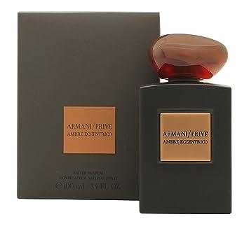 Amazon.com   Giorgio Armani Prive Ambre Eccentrico Eau De Parfum Spray, 3.4  Ounce   Beauty d0471dd94ab