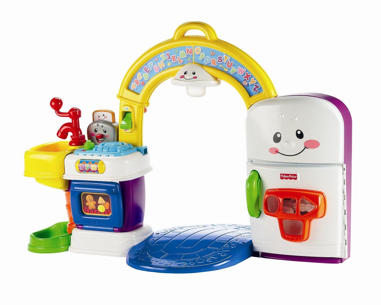 Fisher-Price Mattel Learning - N3573 - Lernspa Kche: Amazon.de ...