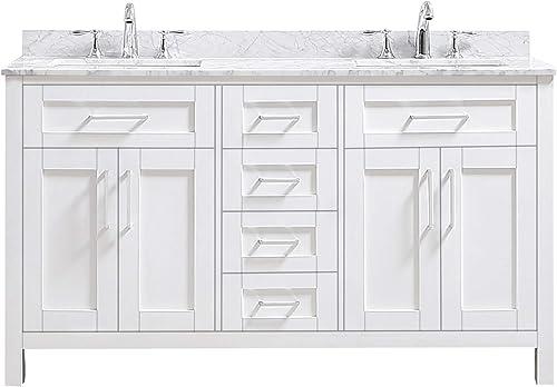 Ove Decors Maya 60 Set Bathroom Vanity Freestanding Cabinet