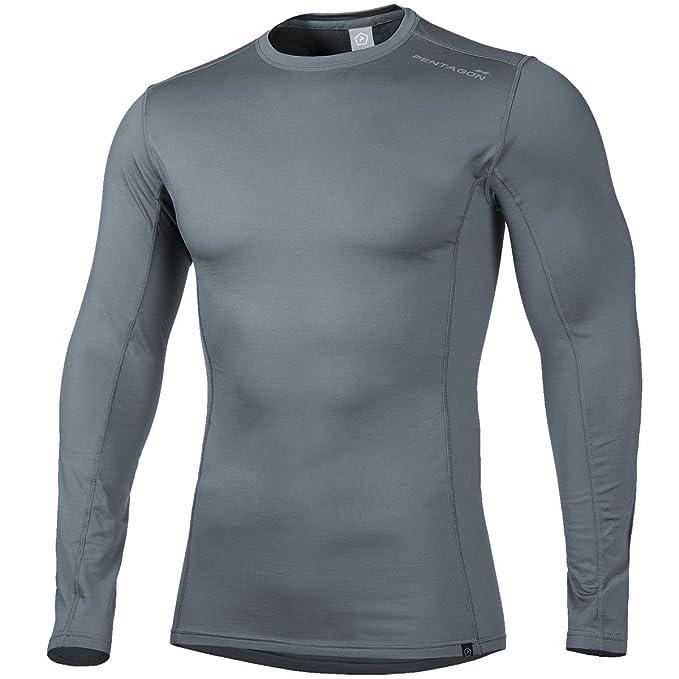 Pentagon Hombres Pindos 2.0 Termal Camisa Sage: Amazon.es: Ropa y ...