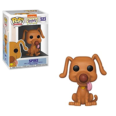 Funko POP! Animation: Rugrats - Spike: Toys & Games