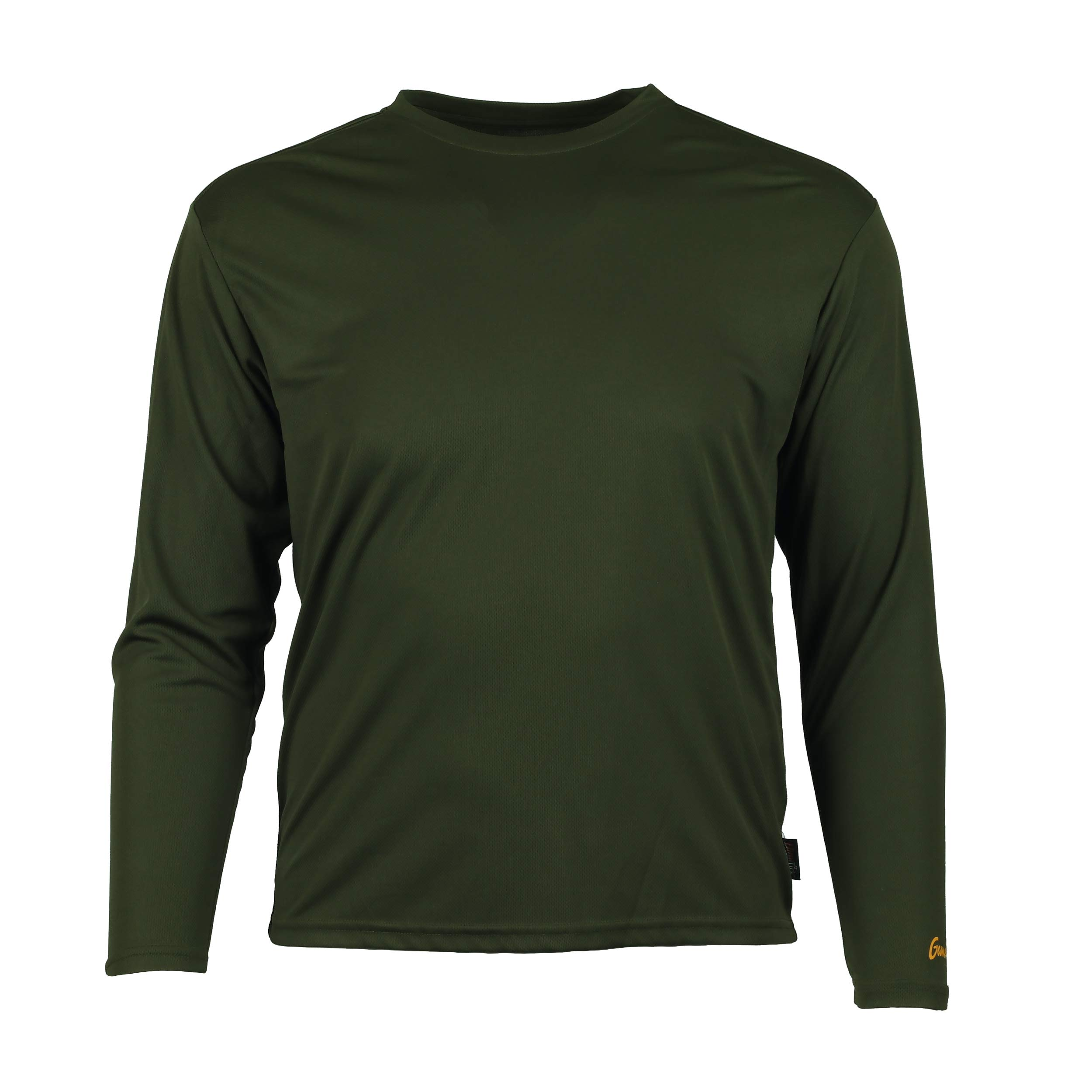 Gamehide ElimiTick Long Sleeve Tech Shirt (Loden, S) by Gamehide
