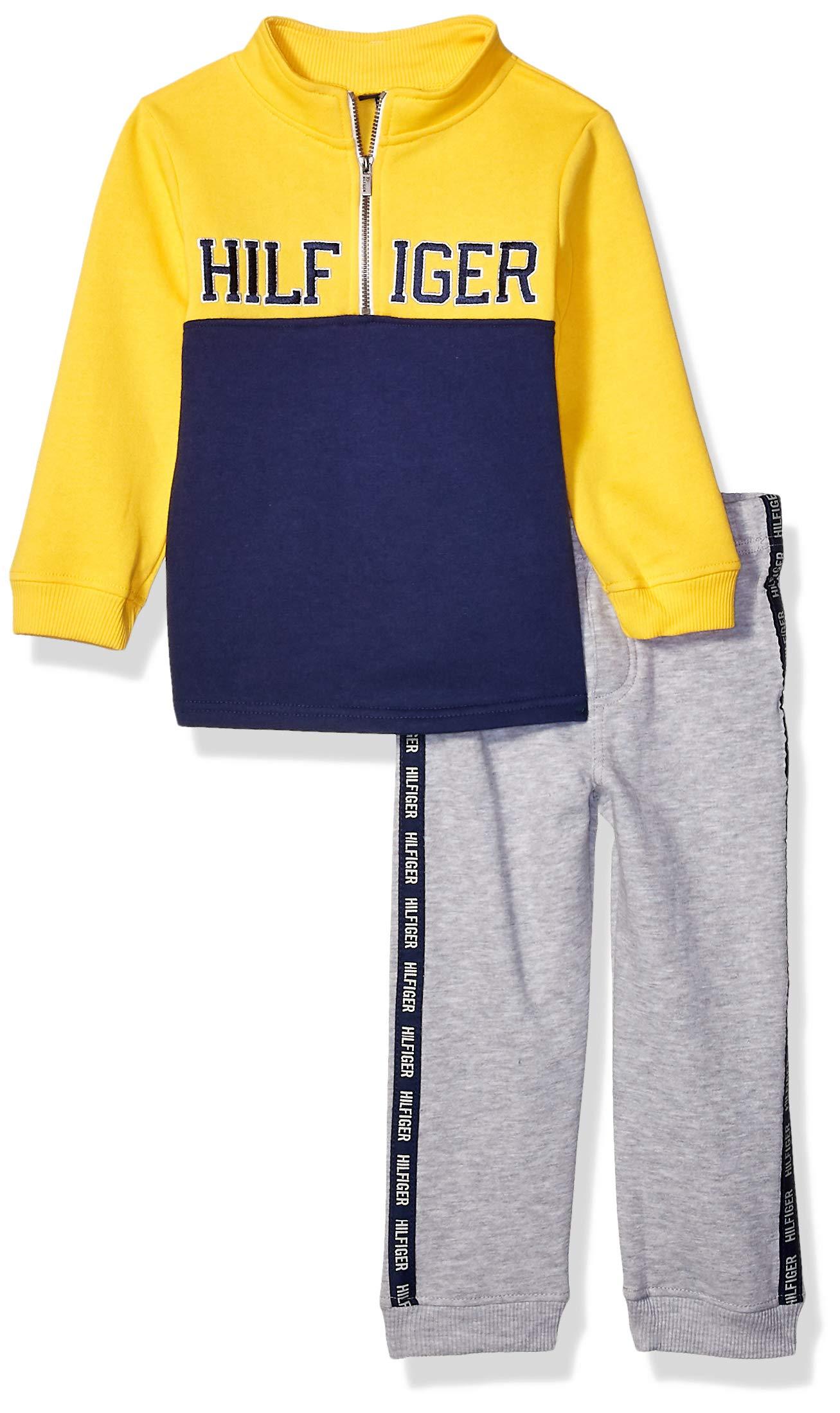 Tommy Hilfiger Boys' Toddler 2 Pieces Pants Set