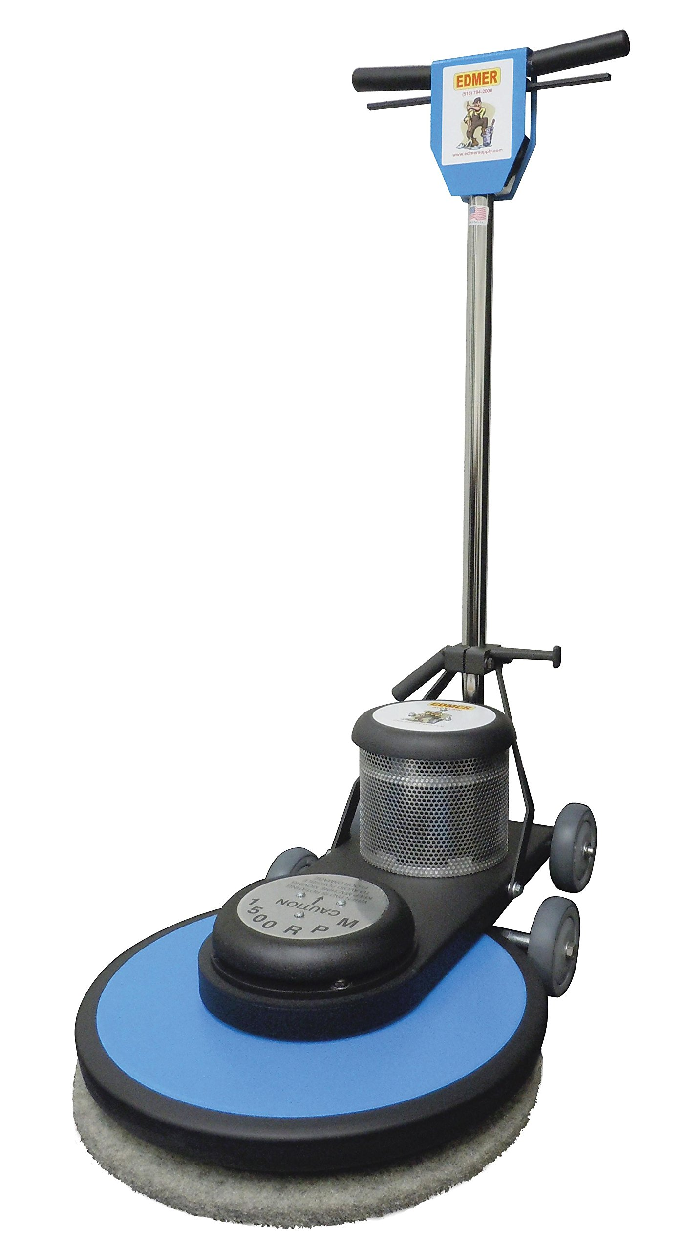 1500 RMP High Speed Burnisher with Pad Driver