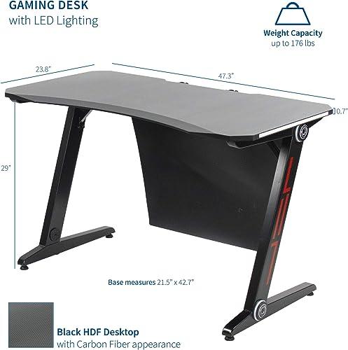 VIVO 47 inch Gaming Desk
