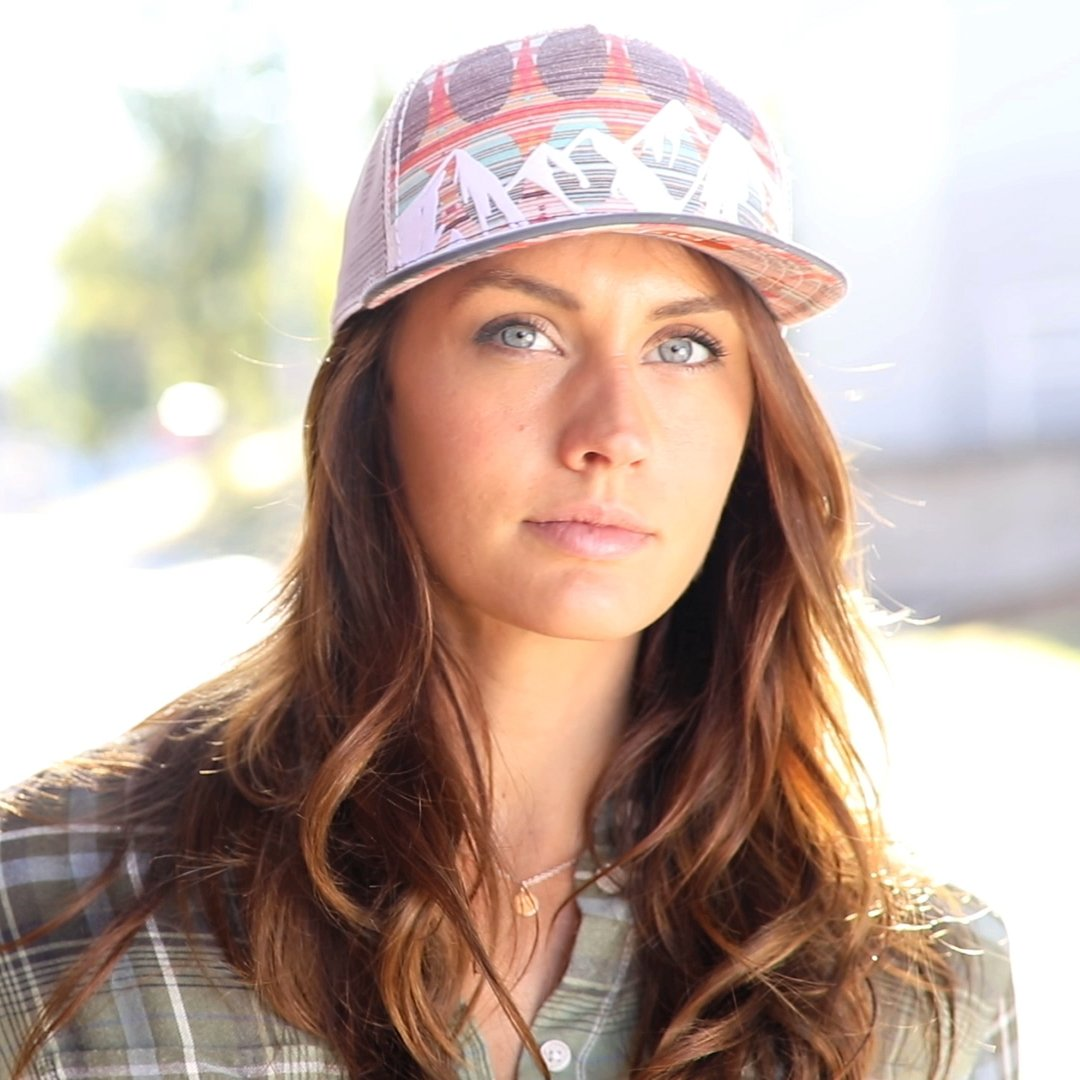e92c2e95d51 Pistil Women's McKinley Trucker Hat, Graphite