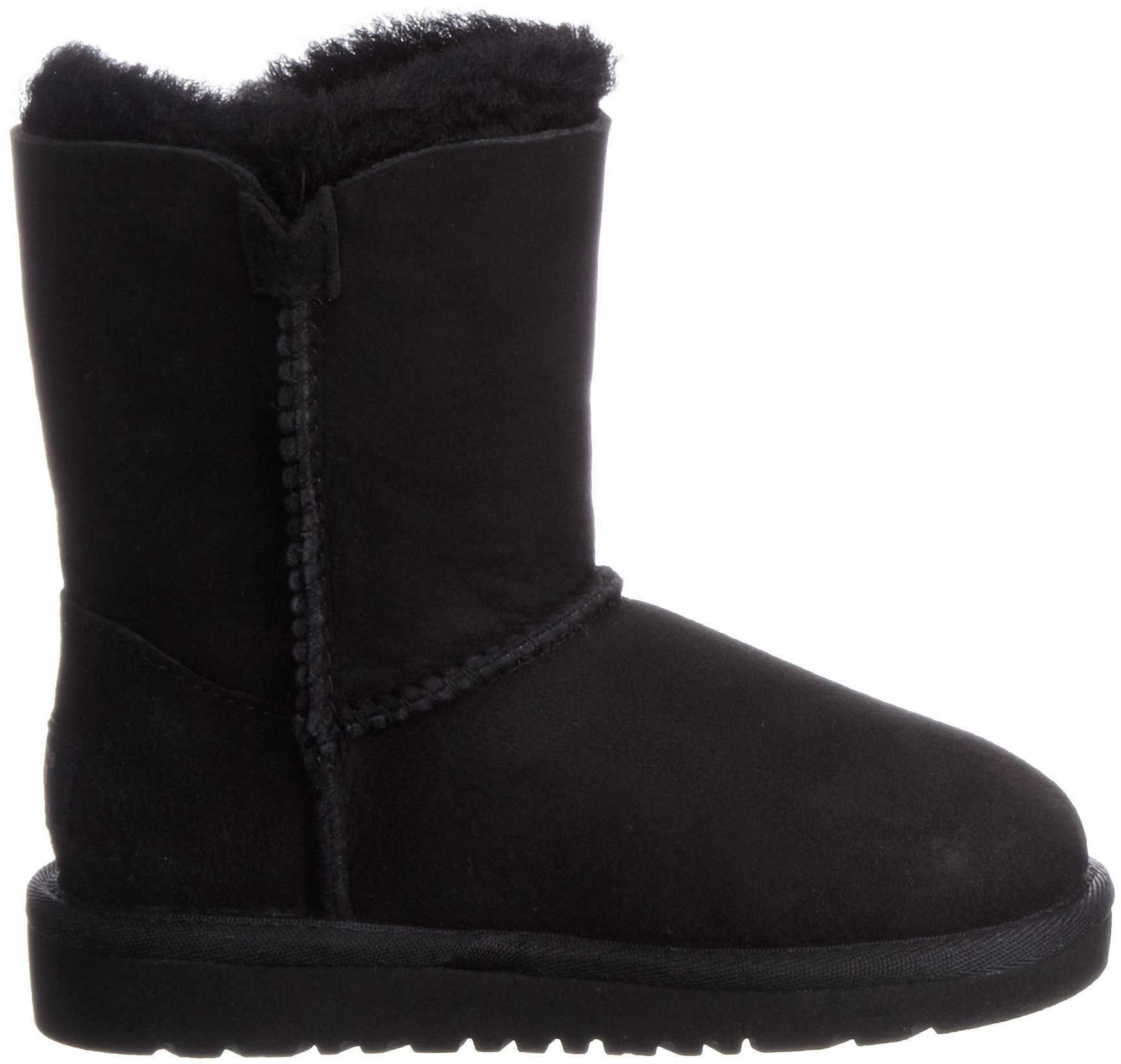 UGG Bailey Button Boot Kids, Black, 6 M US by UGG (Image #6)