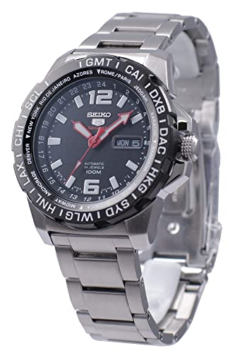 dd254b533 SEIKO 5 SPORTS Automatic Mens Watch SRP685J1 Made in Japan: Amazon.co.uk:  Watches