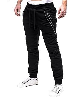 afe61b3c2c7be Jack & Jones Pantalon de Sport Homme Sweat Pants Jogging Streetwear ...