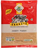 24Mantra Jaggery Powder Pack (500g)