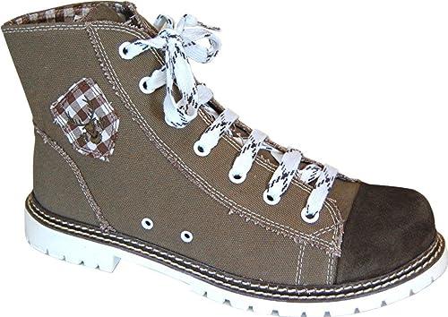 Spieth & Wensky Trachtenschuhe Damen Boots Trachten Chucks