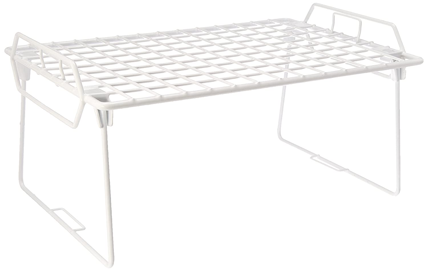Whitmor Wire Grid Stacking Utility Shelf