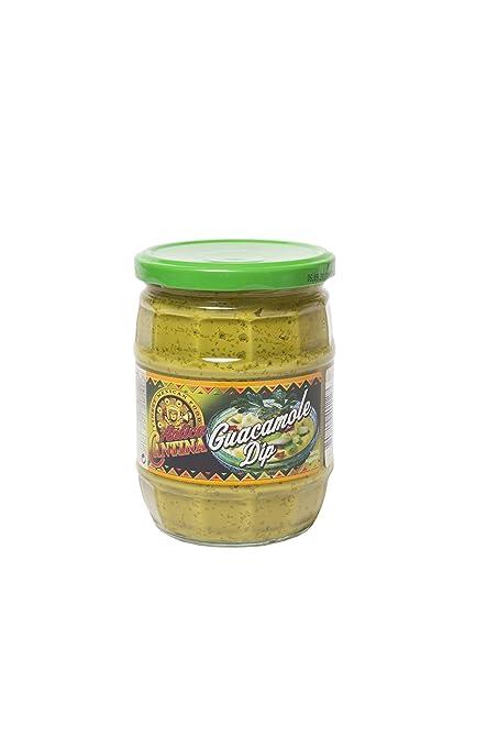 aperisnack® – 401127 Salsa Guacamole. Tarro 490 gr. – Salsa Guacamole para Nachos