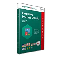 Kaspersky Internet Security 2017   10 Devices   1 Year   PC/Mac/Android   Download