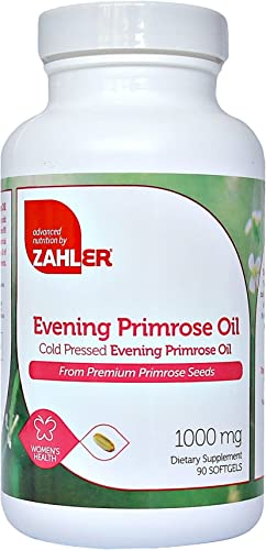 Zahler Evening Primrose Oil