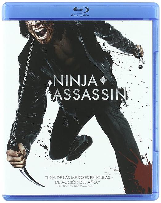 Amazon.com: Ninja Assassin (Blu-Ray) (Import Movie ...