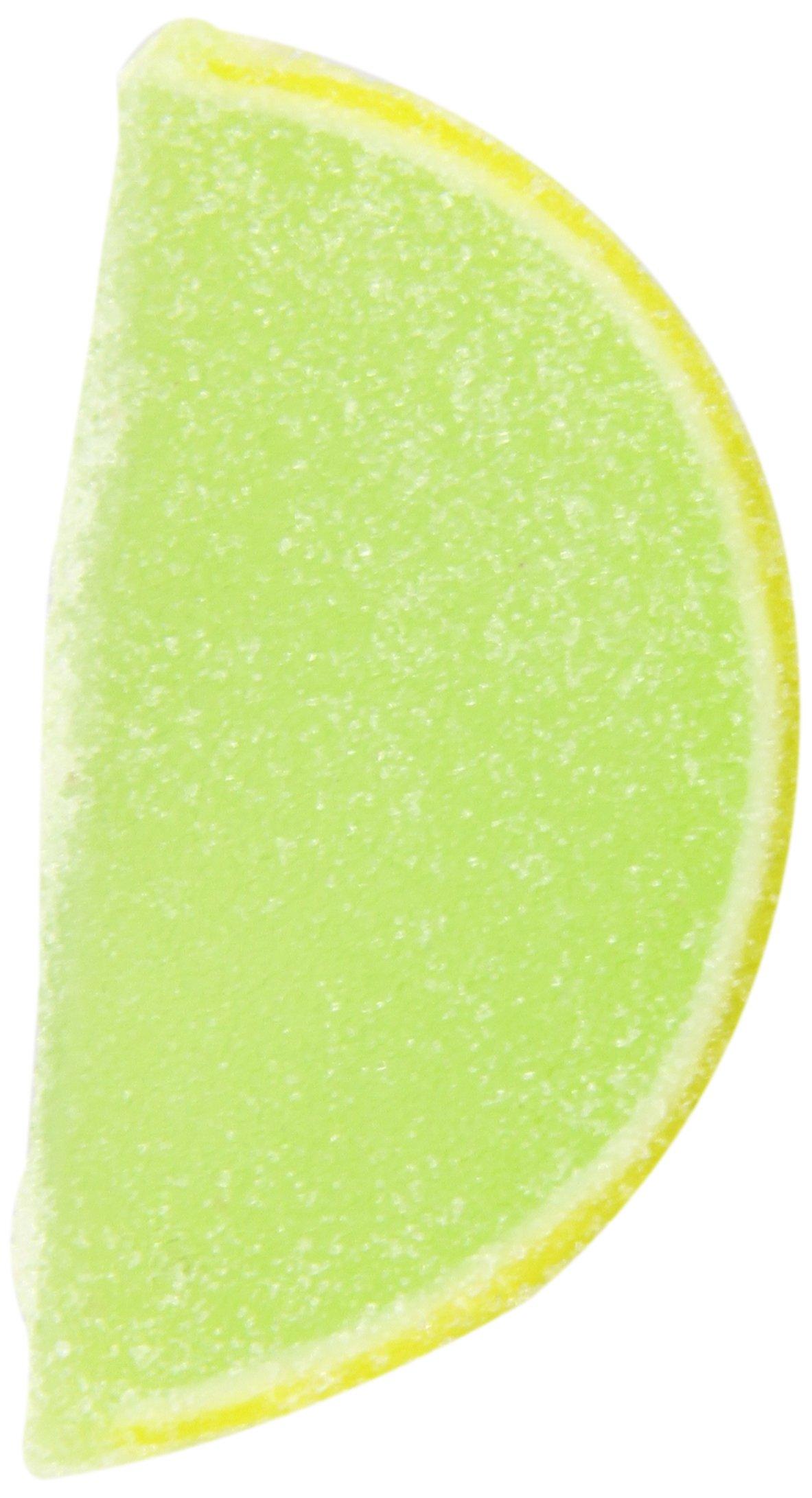 Nassau Candy Fruit Slice, Key Lime, 5 Pound by Nassau Candy