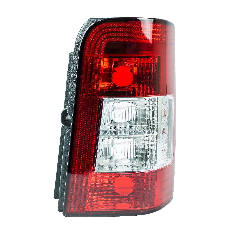 6350/CX horizontal type de porte arri/ère Tail Light Lampe sans Douille 6351/CX