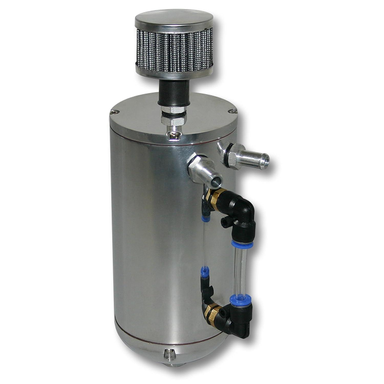 Récupérateur d'huile - Oil Catch Can - Filtre de mise à l'air Type II WilTec