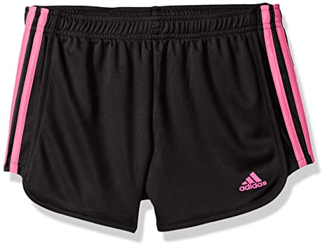 06998d2a Adidas Girls' Athletic Shorts