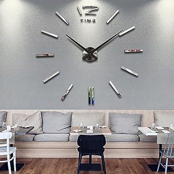 Wanduhr Dekoration Uhr Große Wanduhr Diy 3d Modern Clock
