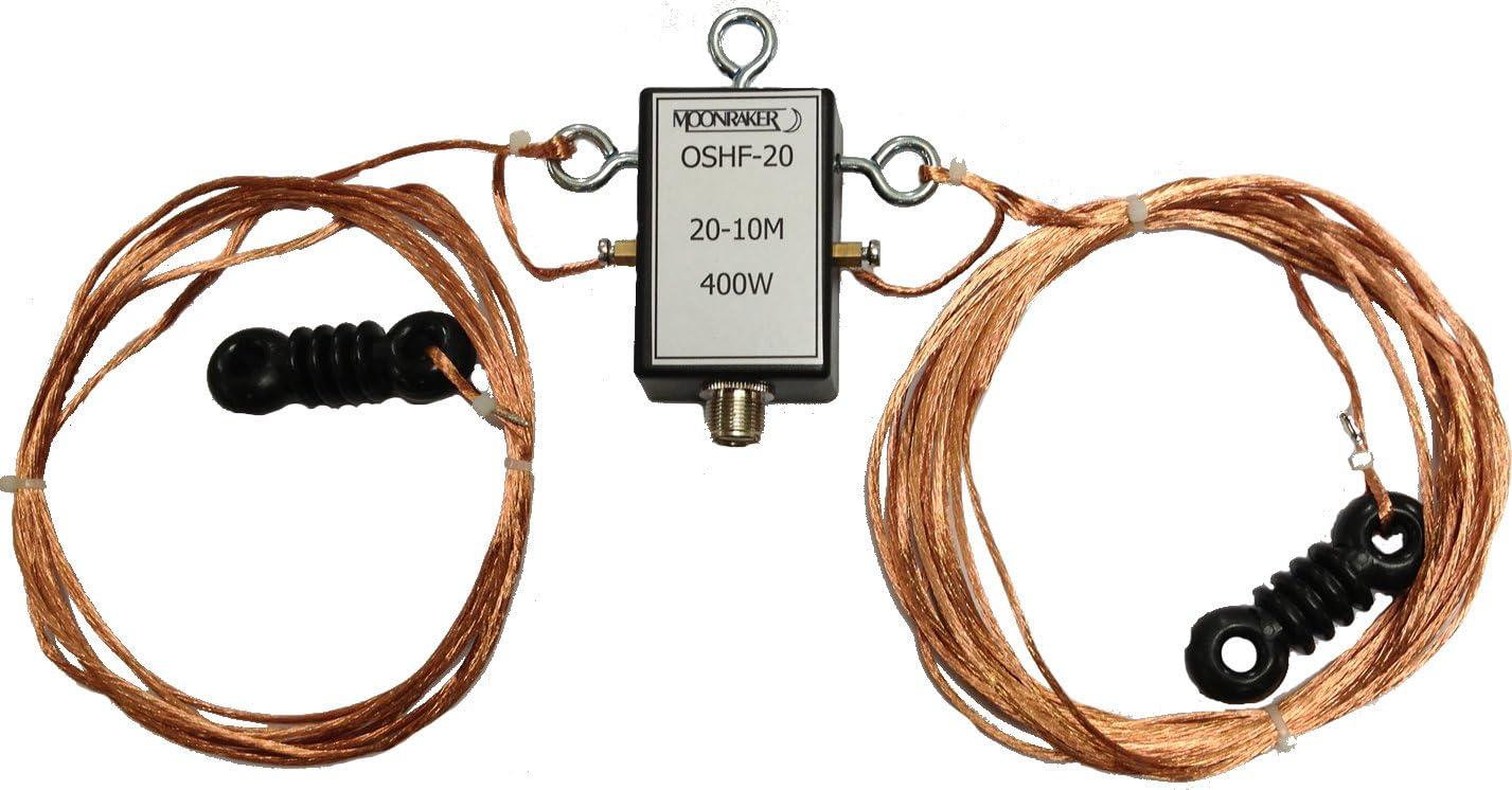 oshf-20 20 – 10 M Windom Estilo Off Set dipolo Antena: Amazon ...