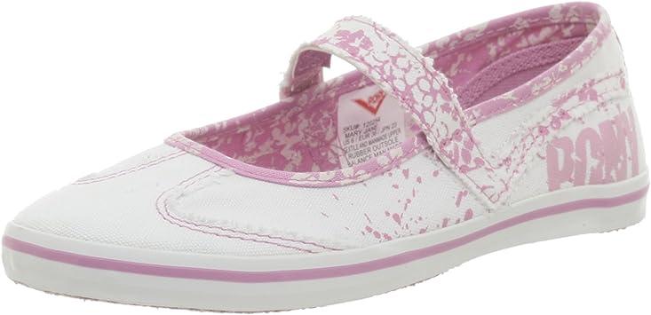 Mary Jane Slip-On Fashion Sneaker