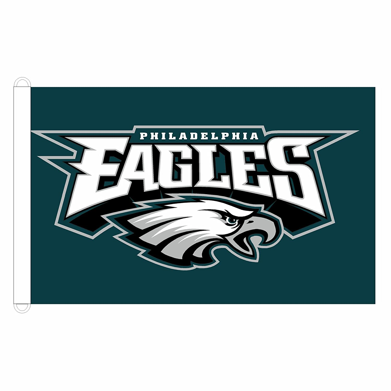 Casey 3208536072 Philadelphia Eagles 3 \x 5\ Drapeau