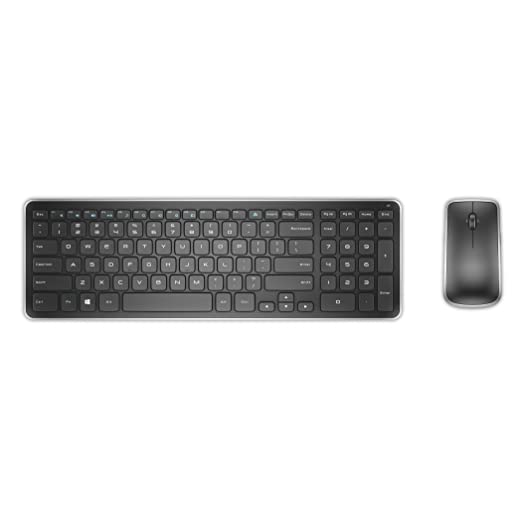 2 opinioni per Dell Wireless Keyboard & Mouse KM714 Tastiera