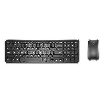 Dell KM714 - Juego de teclado y ratón (inalámbrico, 2.4 GHz) para Dell Inspiron 3052, 34XX, 36X - Teclado QWERTY español: Dell: Amazon.es: Informática